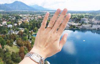 wedding update cayo gretchen lake bled