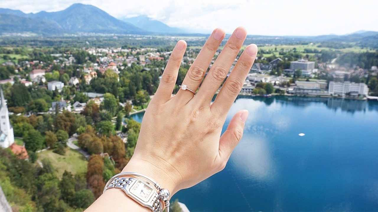 wedding update cayo gretchen lake bled
