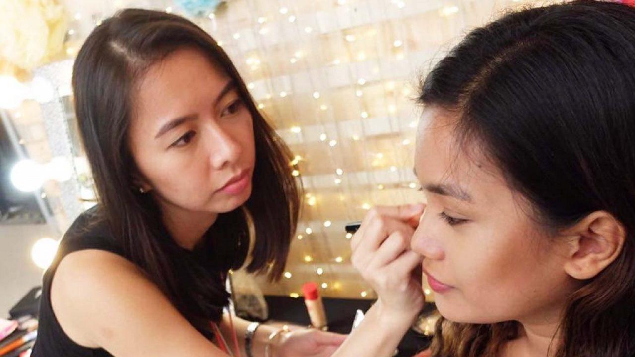 Basic Makeup Workshop in Metro Manila