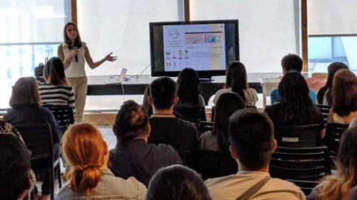 content marketing workshop in metro manila