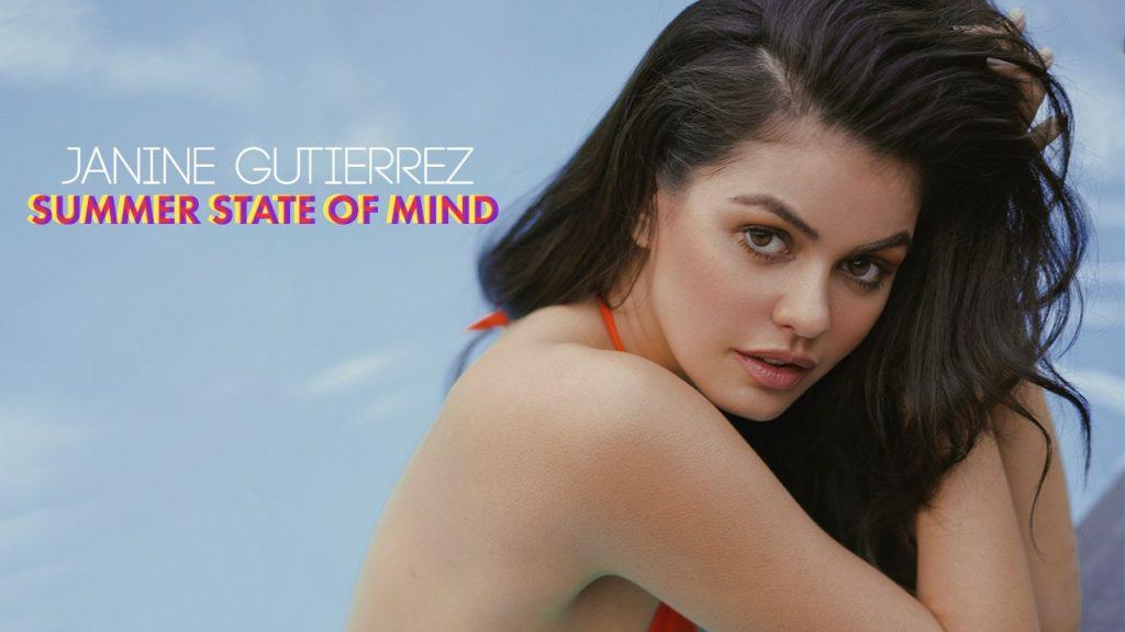 Calyxta Cover Girl: Janine Gutierrez