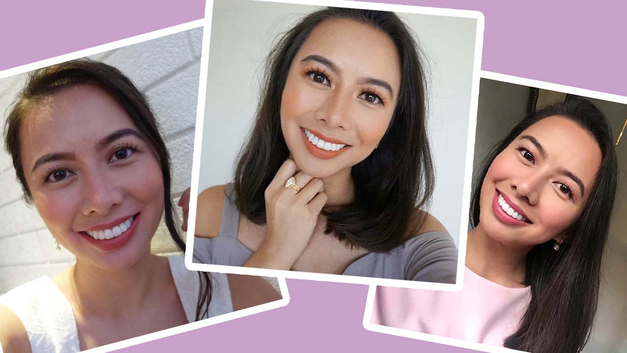 gretchen gatan go-to makeup looks