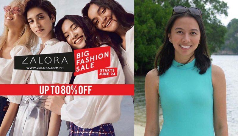 zalora big fashion sale june 2019