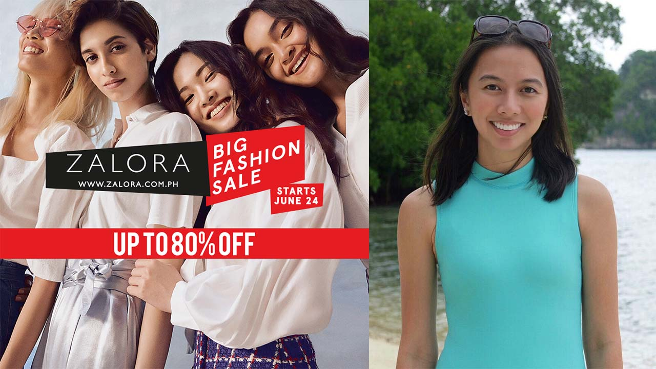 Win PHP 25,000 Worth of Shopping Money from ZALORA!
