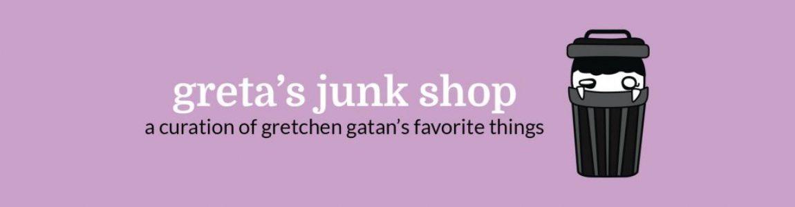 Greta's Junk Shop Banner
