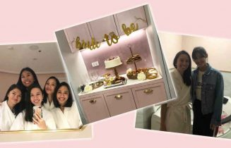 bridal shower with liza soberano and hope wellness 1