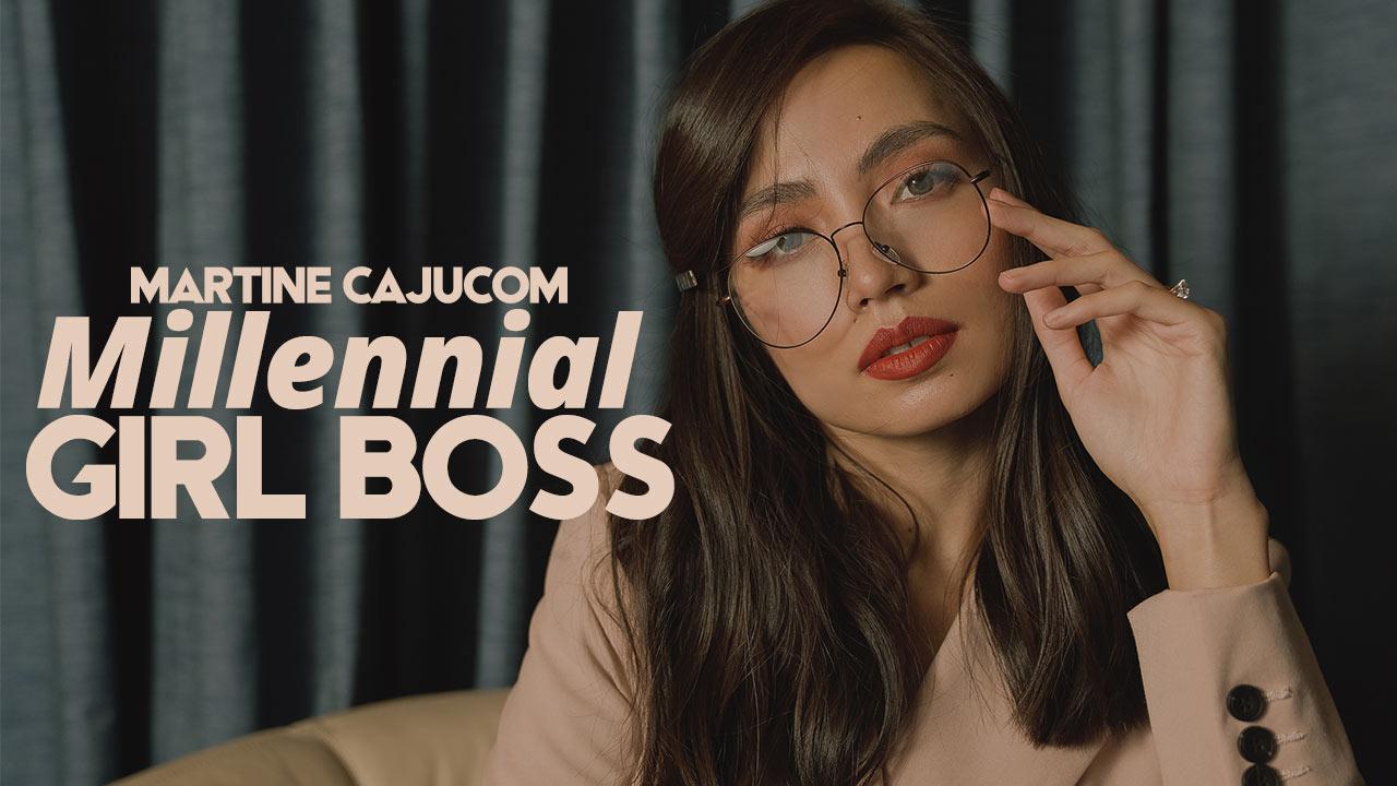 Martine Cajucom: Millennial Girl Boss