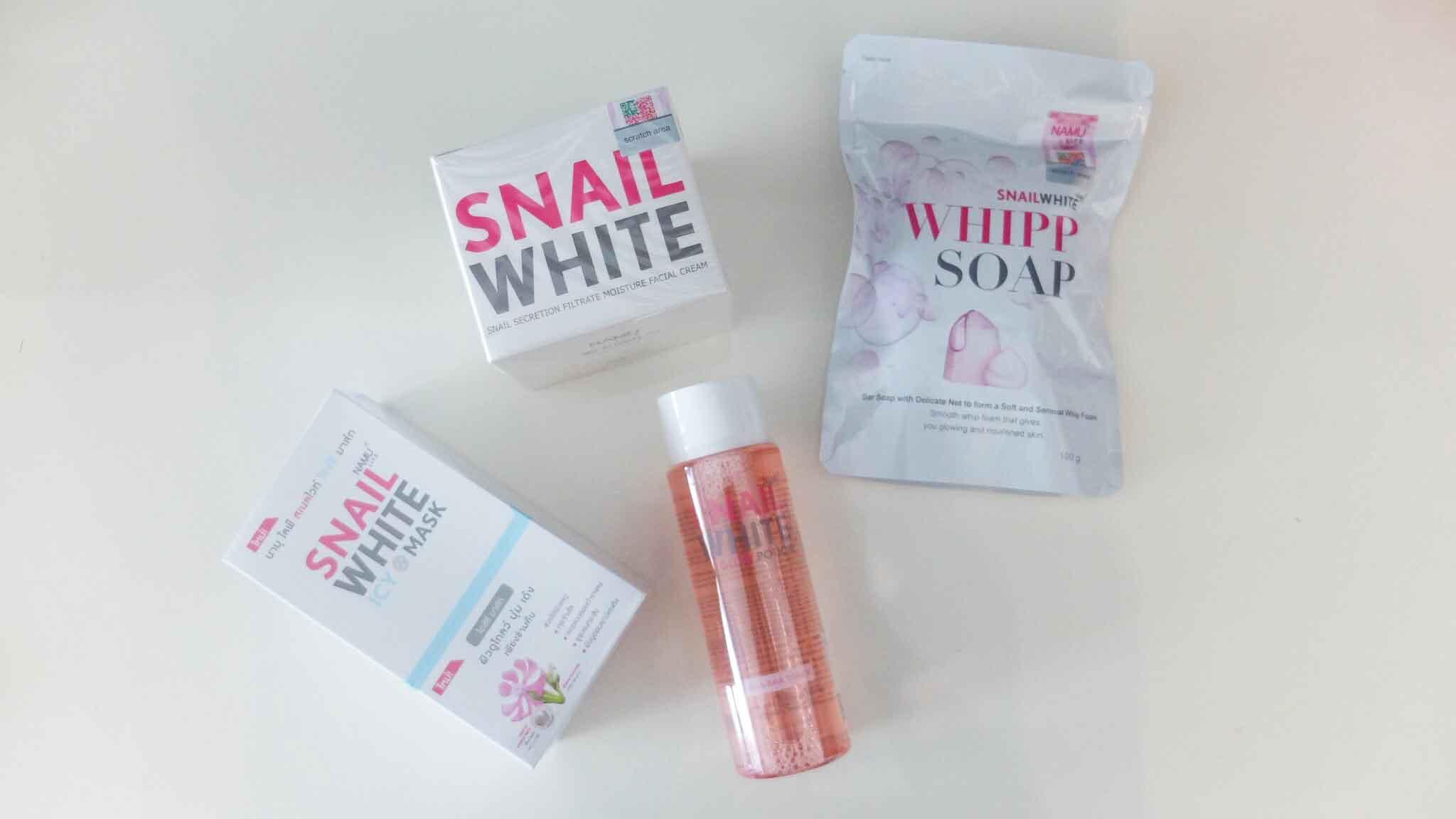 snailwhite giveaway 1