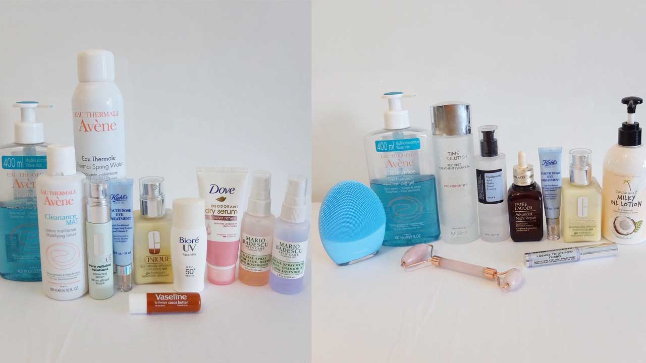 oily skincare routine for 30 year olds
