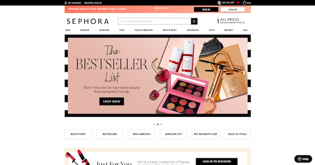 Best Online Makeup and Skincare Stores in the Philippines