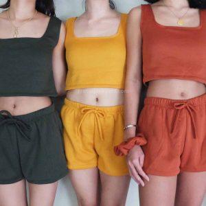 Jacqueline Two-Piece Loungewear