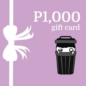 Greta's Junk Shop Gift Card - P1,000