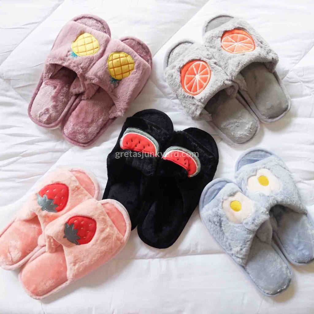 cute bedroom slippers6