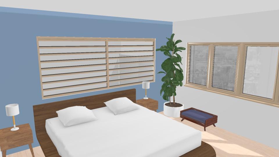main bedroom render