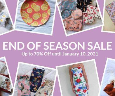 2020 end of season sale