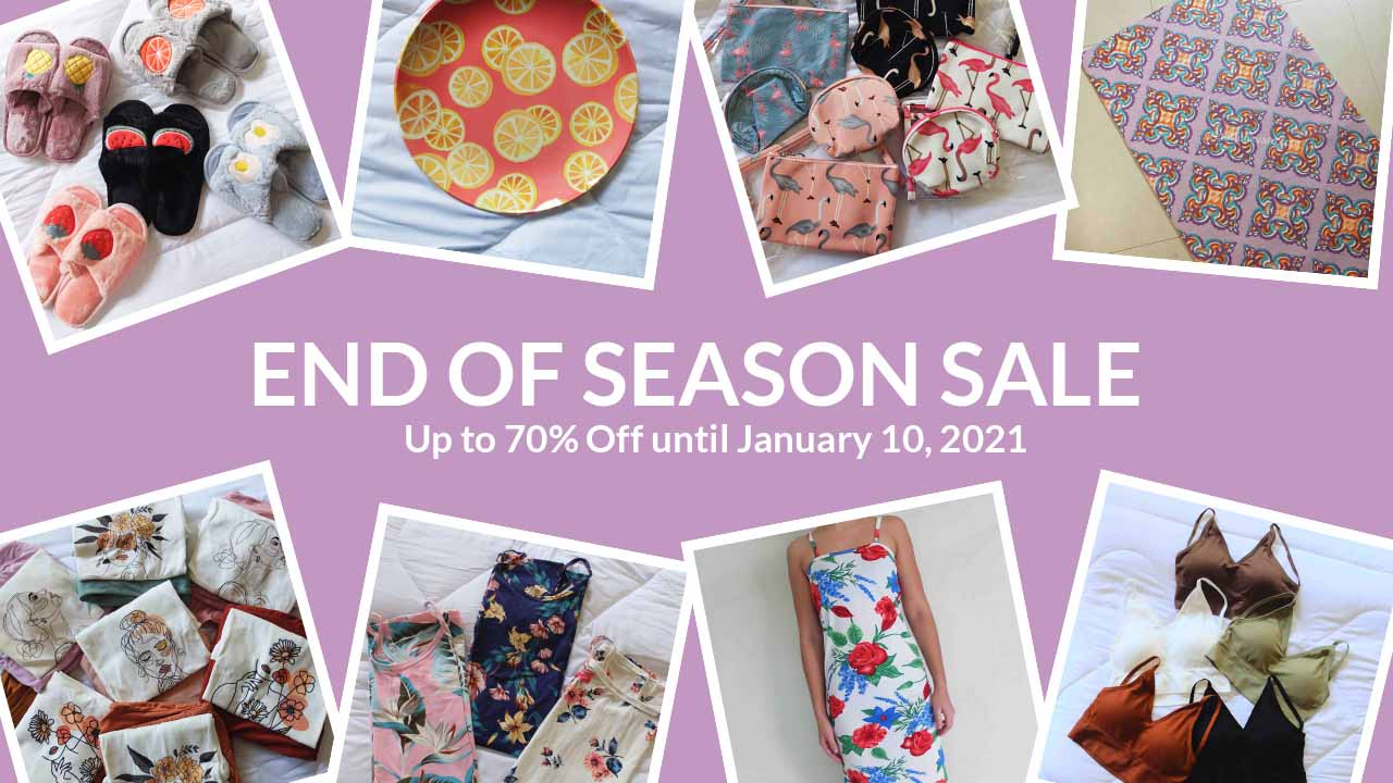 2020 end of season sale