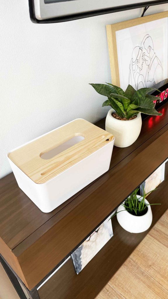 wooden tissue box you can buy on the next lazada sale