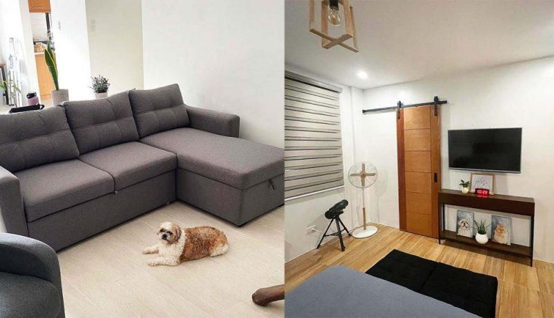 modern minimalist house with japandi style