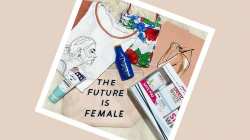 women's month celebration giveaway