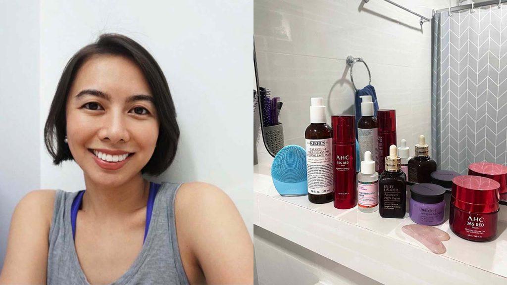 skincare routine for oily skin