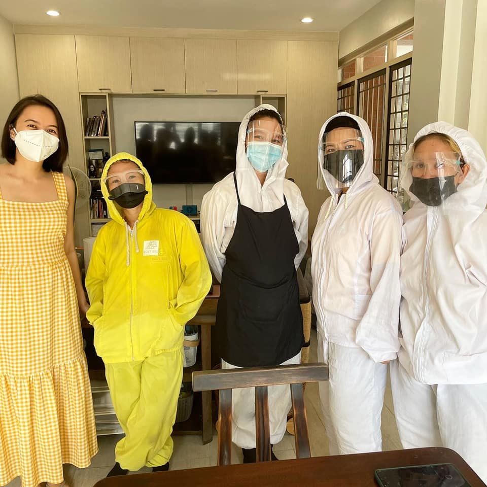 busy bee cleaners