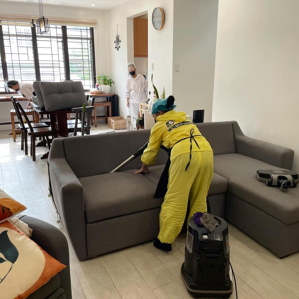 busy bee cleaning co