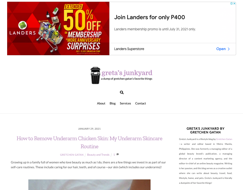 how to earn money from blogging through banner ads
