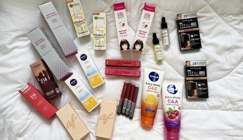 personal body care giveaway