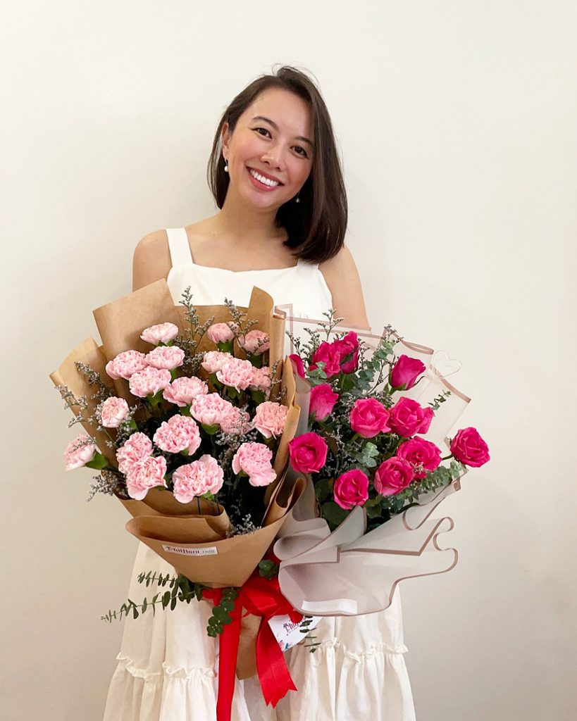 flower shop delivery in quezon city